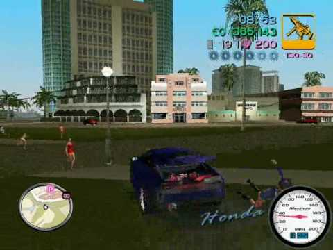 gta vice city temara myegy