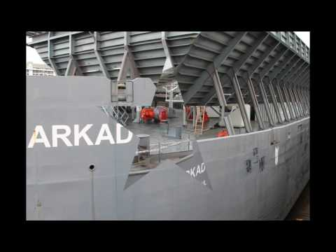 Arkad 5 - The Hopper Barge