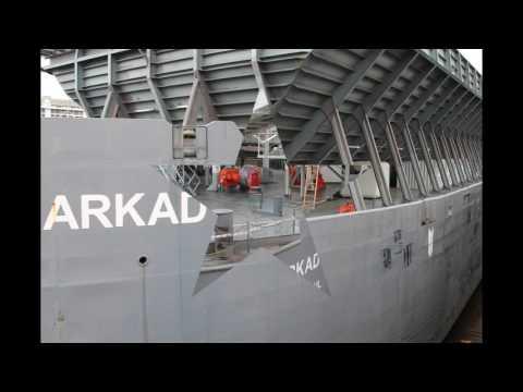 Arkad 5 - The Hopper Barge