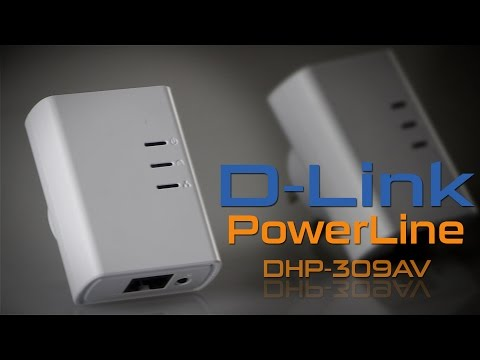 D-Link PowerLine DHP-309AV – PB Tech Expert Review (DHP-309AV)