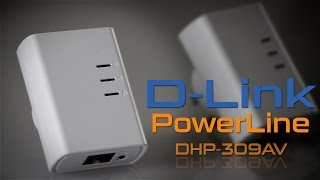 D-Link PowerLine DHP-309AV – PB Tech Expert Review (DHP-309AV)