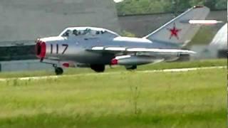 MiG-15 Takeoff