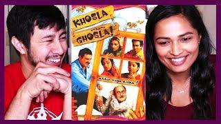 KHOSLA KA GHOSLA | Anupam Kher | Trailer Reaction! Thumb