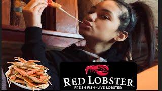 Red lobster Mukbang
