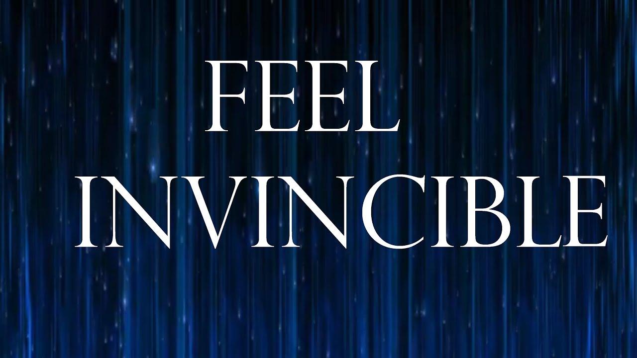 skillet feel invincible lyric video youtube. Black Bedroom Furniture Sets. Home Design Ideas