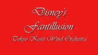Disney's Fantillusion.Tokyo Kosei Wind Orchestra.