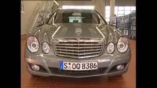 Как работает система парктроник PTS Mercedes-Benz How does the Parktronic PTS