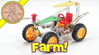 Build Your Own Tractor Set, Out On The Farm!