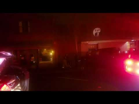 Police shootout in Arcata Ca. 2017-09-09_01:40:32AM shooting
