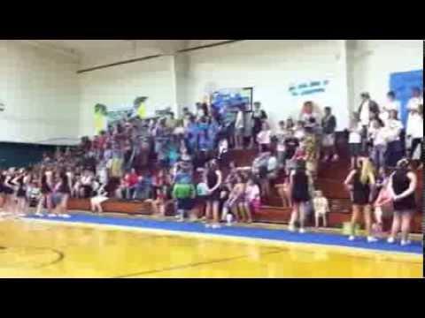 East Hill Christian School All-School Pep Rally