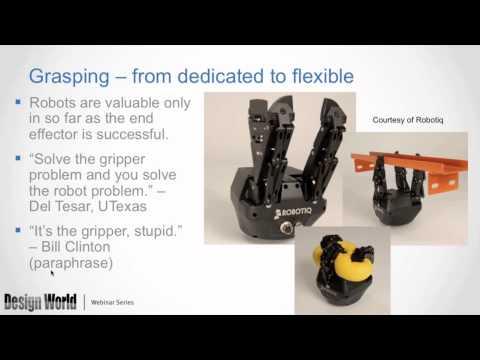 The Challenges of Robotic Design (Webinar)