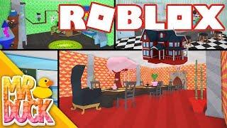 Roblox Meepcity - VICTORIAN ESTATE HOUSE TOUR!