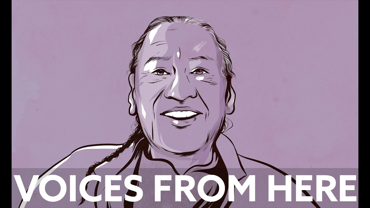 Voices From Here: Wes FineDay