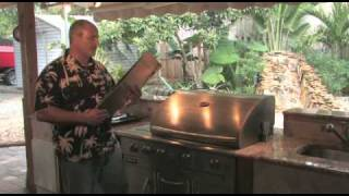 Demo Of The Gas Grill Plate