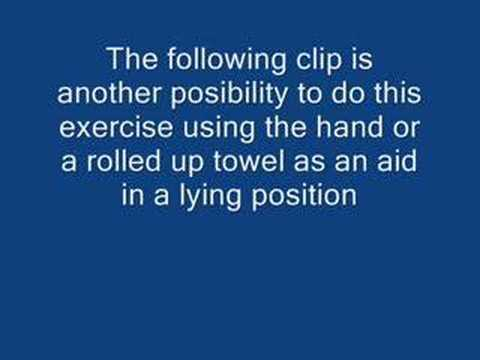 The Dorn Method Hip-Joint Exercises Sample Video