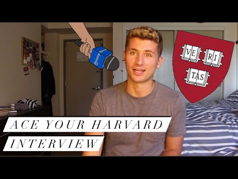 How To Ace Your Harvard Law School Interview