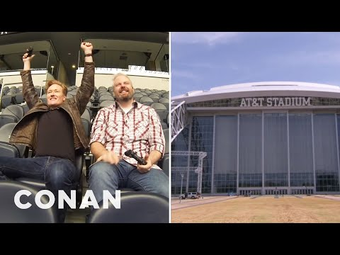 Clueless Gamer: AT&T Stadium Edition