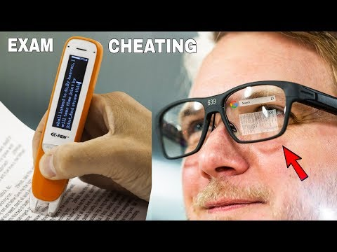 NEXT LEVEL ▶ EXAM CHEATING GADGETS INVENTIONS For Students