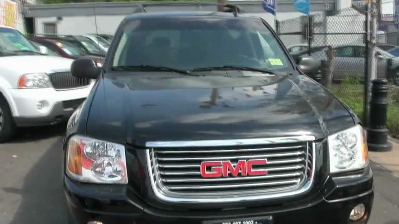 2006 gmc envoy xl slt 4wd youtube. Black Bedroom Furniture Sets. Home Design Ideas