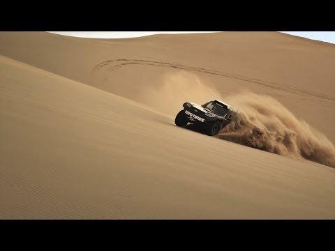 Robby Gordon & BJ Baldwin Prepare For Dakar 2014