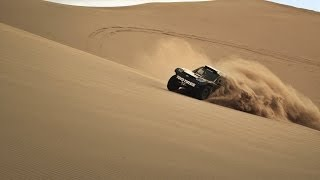 Robby Gordon & BJ Baldwin Prepare For Dakar 2014