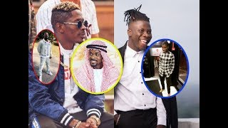 Man abroad blasts Nana Appiah Mensah's brother,Shatta wale and Stonebwoy for