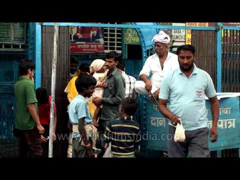 Donation Box of Dargah Pir Baba Hazrat Ali Elahi Bakhsh ji