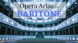 Opera Arias For Baritone - OperaOke (Karaoke with Lyrics / Instrumental)