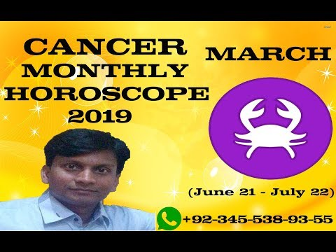 Cancer love horoscope march 2 2018