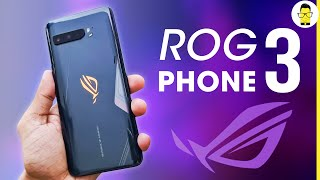 ASUS ROG Phone 3 Full Review - Is the fastest Android smartphone worth it?