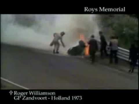Accidente mortal de Roger Williamson