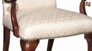 Kincaid 60-066n Carriage House Upholstered Arm Chair