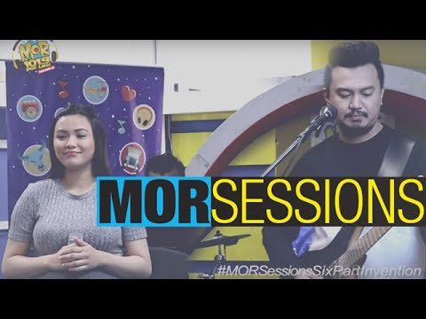 """MOR Sessions: Six Part Invention covers """"The Flame"""" (Cheap Trick)"""