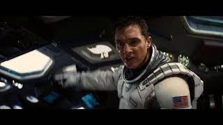 Interstellar wave escape scene. Paramount Pictures, Warner Bros. Pictures 2014