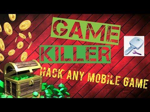 Hack Any Mobile Game Using Game Killer App
