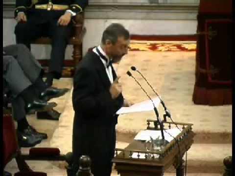 ARTURO PÉREZ-REVERTE. Discurso de ingreso en la Real Academia Española. 2003