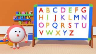 ABC SONG FOR KIDS  🌸 kids songs 🌸   ☀ baby songs ☀   nursery rhymes  thai