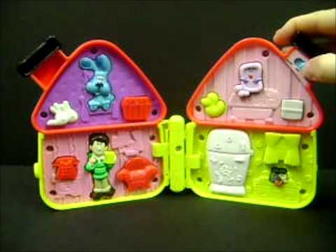 Blues Clues Interactive House Game.wmv - YouTube