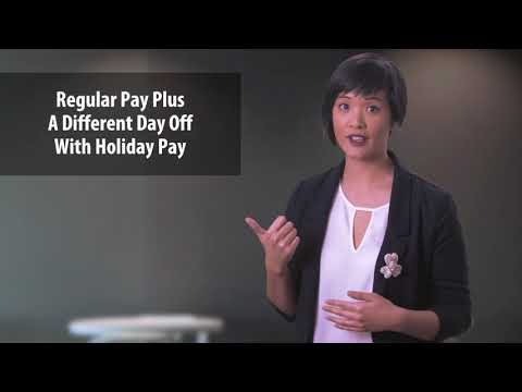 Know Your Rights - Chapter 6 - Public Holidays