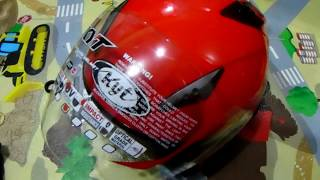REVIEW Helm KYT - Beli Helm di Toko Jagoan Helm ( Tokopedia ) TERNYATA!!!