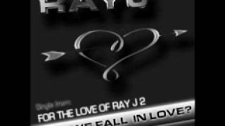 Ray J - Can We Fall In Love - Piano Version