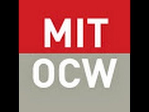 MIT OpenCourseWare: #23. A brief history of the Internet