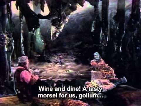 Хоббит / The Hobbit (USSR 1985) - REAL English subtitles