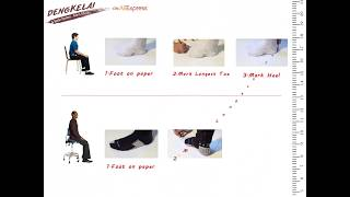 Easy Guide for Men to Choose Right Shoe Size[3 Steps]