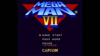 Mega Man 7 Unused Track