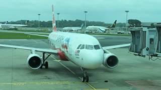 Video AirAsia Flight Experience: AK712 Singapore to Kuala Lumpur download MP3, 3GP, MP4, WEBM, AVI, FLV Agustus 2018