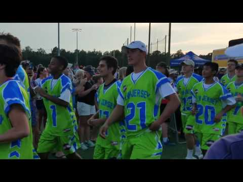 Day 1 - Brine National Lacrosse Classic 2017