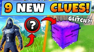 Fortnite Gameplay: THE CUBE IS A GLITCH?! – 9 Clues and Changes! (Battle Royale Season 6)