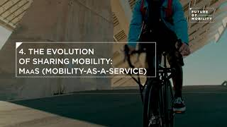 Future of mobility: Sharing, ideas for the mobility of the future
