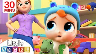 Download Oopsies, I made a mess | Little Angel Kids Songs & Nursery Rhymes Mp3 and Videos